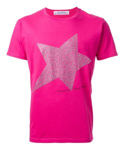 Education From Youngmachines | Star Print T-Shirt