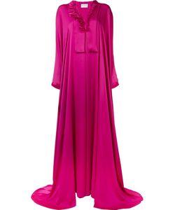 Maison Rabih Kayrouz | Charmeuse Wrap Gown 40
