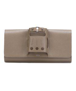 Perrin Paris | Glove Handle Clutch Bag