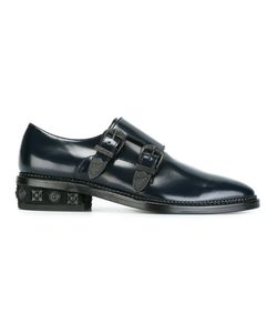 Toga Virilis | Buckled Monk Shoes 43