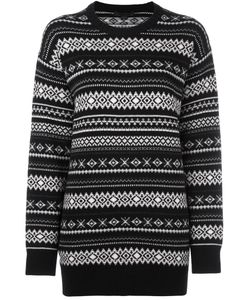 Alexander Wang | Perforated Nordic Knit Jumper