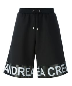 Andrea Crews | Band Shorts
