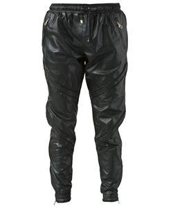 En Noir | Pintuck Sweat Trousers