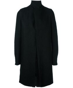 Cedric Jacquemyn | Long Belted Suit Jacket 50 Cotton/Linen/Flax/Polyamide/Virgin