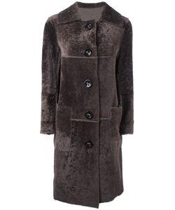 Sylvie Schimmel | Lamb Fur Midi Coat 38 Lamb