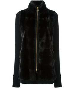 Liska   Cashmere Panel Jacket Small