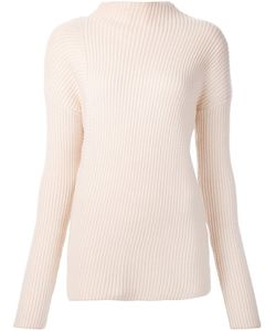 Nomia | Asymmetric Turtleneck Pullover