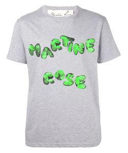 Martine Rose   Finger Print T-Shirt