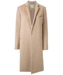 Fad Three | Single Breasted Coat Medium