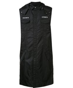 D.Gnak | Sleeveless Raincoat 54