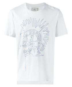 Mihara Yasuhiro | Peace Skull T-Shirt