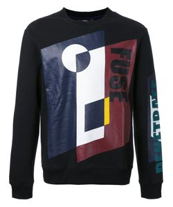 General Idea | Geometric Print Sweatshirt