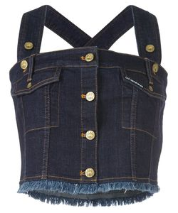 House Of Holland | Hoh X Lee Collaboration Dungaree Top