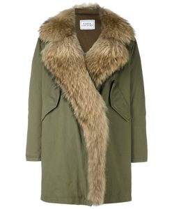Forte Couture | Hooded Parka Coat