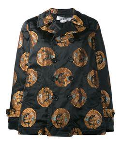 Comme Des Garçons Comme Des Garçons   Dragon Oversized Jacket Women