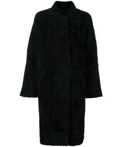 Sprung Frères | Shearling Midi Coat