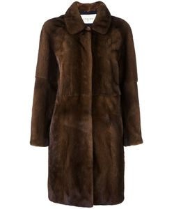 Sprung Frères | Beline Mink Fur Coat Women Small Silk/Mink