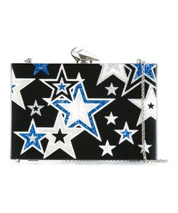 Kotur | Star Print Clutch