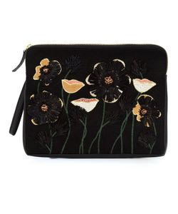 Lizzie Fortunato Jewels | Raffia Garden Clutch Bag