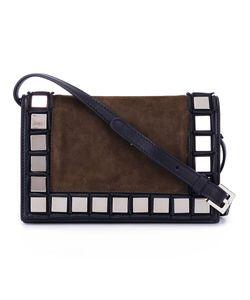 Tomasini   Mirror Squares Crossbody Bag