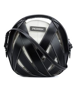 Perrin Paris   Straps Detail Crossbody Bag