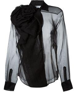 Christian Dior Vintage   Silk Blouse