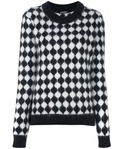 Balmain | Checkered Jumper