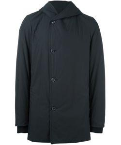 Stephan Schneider | Asymmetric Hooded Coat V