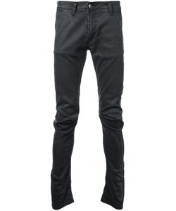 Strateas Carlucci | Darted Knee Skinny Jeans