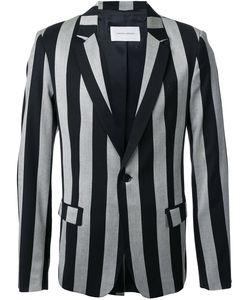 Strateas Carlucci | Proto Striped Blazer Large
