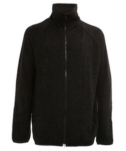 Julius | Zipped Knitted Jacket