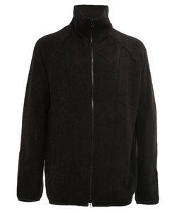 Julius | Zipped Knitted Jacket