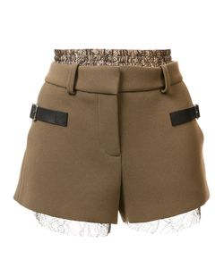 Vera Wang | Deconstructed Shorts
