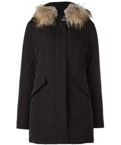 Woolrich | Collar Detail Parka Coat