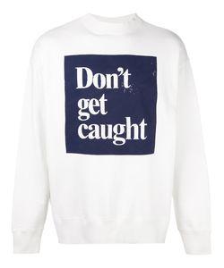 Roundel London   Dont Get Caught Sweatshirt