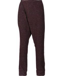 Strateas Carlucci | Crossover Trousers Medium