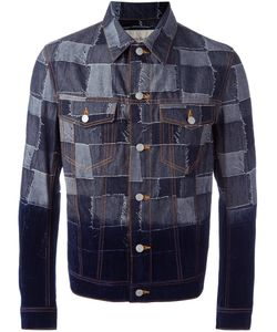 Casely-Hayford | Patchwork Denim Jacket Large