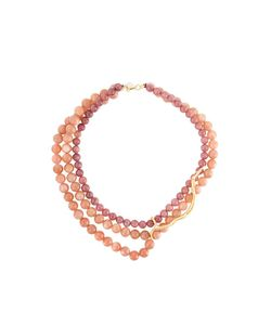 Wouters & Hendrix | In Mood For Love Sunstone Necklace