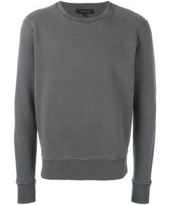 Ann Demeulemeester Blanche   Back Print Sweatshirt
