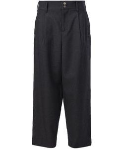 Digawel   Cropped Wide-Leg Trousers