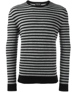 Exemplaire | Striped Crew Neck Sweater
