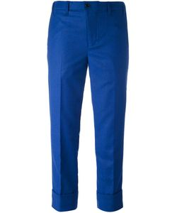 Julien David | Cropped Trousers Small