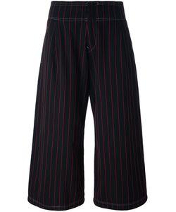 Yohji Yamamoto Vintage | Striped Culottes