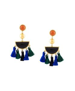 Lizzie Fortunato Jewels | Fiesta Tassel Earrings