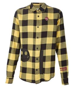 Sold Out Frvr | Smiley Flannel Shirt