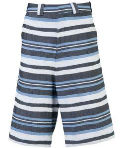 Agi & Sam | Striped Shorts