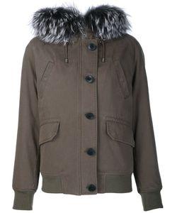 Beau Souci | Fox Fur Trimmed Parka 38 Fox