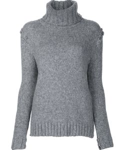 Beau Souci | Embellished Roll-Neck Jumper