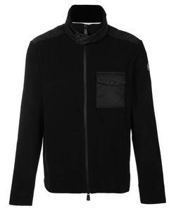 Moncler Grenoble | Zip Front Chest Pocket Jumper