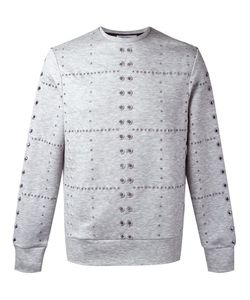 Tim Coppens | Eyelet Crew Neck Jumper